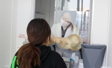 코로나 백신 접종한 칠곡 70대 노인 사망…인과성 미확인